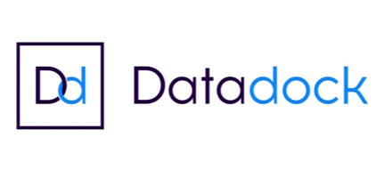 logo datadock référencement formation